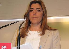 Susana Díaz, la gran favorita, sustituirá a Griñán tras ser la única en conseguir los avales
