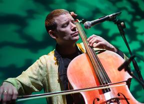 'Cello Solo': el violonchelista Matthieu Saglio nos trae música con mil acentos de todo el mundo