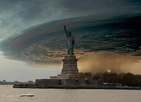 Destapado un montaje fotográfico sobre el desastre que azota Nueva York