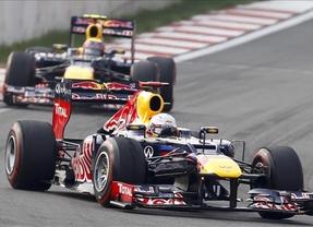 Vettel gana en Corea y arrebata el liderato a Alonso