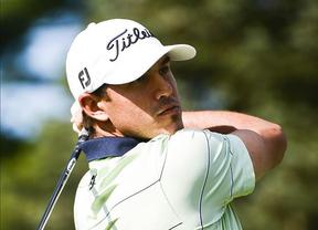 'Rahmbo', el español aficionado que asombró en el Abierto de Phoenix, torneo del PGA Tour de Scottsdale (Arizona)