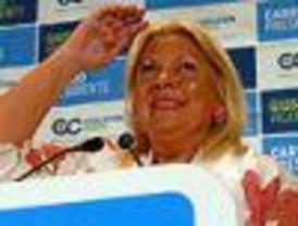 Finalmente Carrió aceptó el triunfo de Cristina