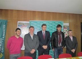 El Torneo de Fútbol Base de Sonseca contará con las canteras de Getafe, Atlético y Rayo