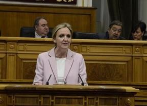 Carmen Casero no va a comparecer en las Cortes para hablar de listas de paro