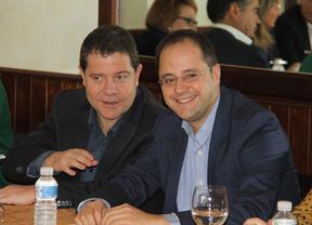 César Luena asegura que el PSOE maneja datos que dicen que Castilla-La Mancha