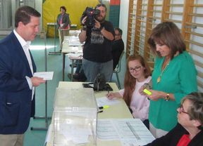 Emiliano García-Page anima a votar para que Europa