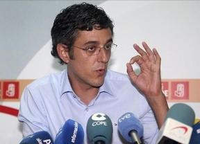 Madina está dispuesto a pactar con Rajoy la regeneración, pero no a cambiar la Ley Electoral ahora