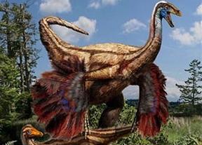 Descubren fósiles de los primeros dinosaurios emplumados de América
