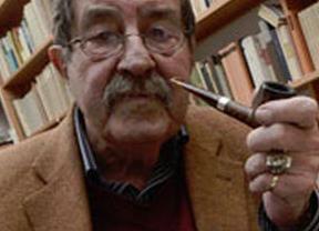 Las ratas salen de las alcantarillas atraídas por Günter Grass