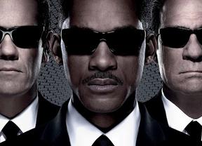 'Hombres de negro 3 (Men in Black 3D)': Retorno al pasado