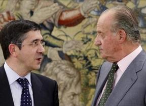 Patxi López, otra voz crítica en el PSOE con la controvertida vida privada del Rey