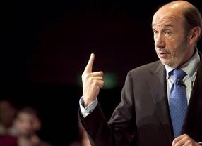 ¿Adiós Rubalcaba?: aseguran que no se presentará las primarias del PSOE