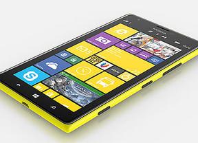 Nokia presenta su nuevo 'phablet' Lumia 1520