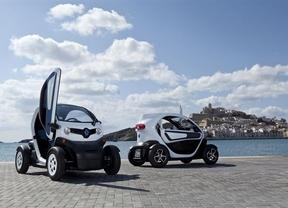 Las ventas de coches eléctricos inician 2015 con un crecimiento del 105%, pero sólo 37 unidades
