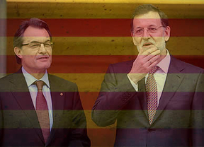 Rajoy convenció a Mas para posponer la consulta de independencia en una entrevista secreta en la Moncloa