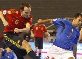 Mejor, imposible: la Roja 'futbolsalera' inicia su clasificación para el Mundial con un palizón a Noruega (8-0)