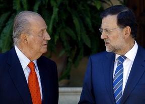 Una ley a medida del Rey: Rajoy hará una ley de Transparencia de la Casa Real pactada con don Juan Carlos