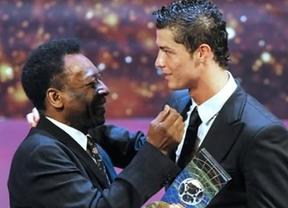 A Pelé se le 'escapa' casi el secreto a voces de que