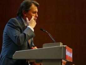 Artur Mas ve legal al tripartito pero ajeno democráticamente a los anhelos del votante
