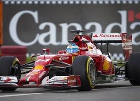 Fórmula 1/GP Canadá.- Alonso (Ferrari):