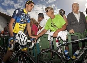 Contador 'amenaza' a la organización del Tour: 'Si me avisan con sólo dos meses, no iré'