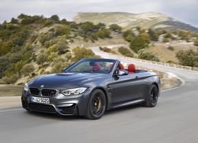 BMW presenta el nuevo M4 Cabrio