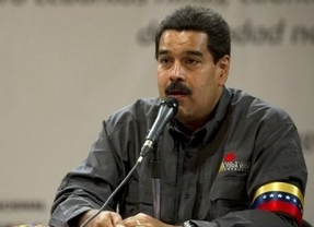 Maduro asegura que Chávez influyó desde el Cielo para que el Papa fuera latinoamericano