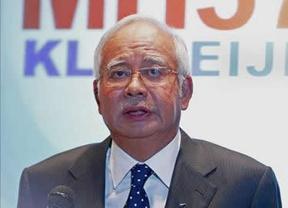 Malasia confirma que el avión desaparecido se estrelló en el Índico