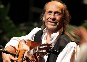 Grandes del flamenco se citan para un homenaje a Paco de Lucía que incluirá un documental sobre su vida