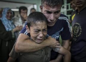 Israel bombardea un refugio de la ONU en Gaza y mueren, al menos, 17 personas