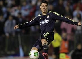 Ronaldo, con un gol al final, salva a Mourinho y al Madrid de un gran ridículo en Vigo (2-1)