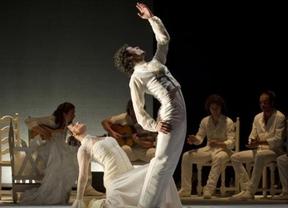 El bailaor Jesús Carmona, el catalán más flamenco, hará doblete en la Bienal de Sevilla 2012