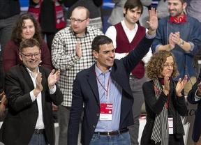 Sánchez 'autoproclama' a su partido como el