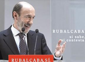 Rubalcaba recuerda que el pueblo vasco es