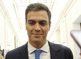 Pedro S�nchez pondr� fin a su semana m�s televisiva este domingo en el programa de Risto Mejide