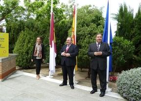 Las Cortes de Castilla-La Mancha celebran el Día de Europa