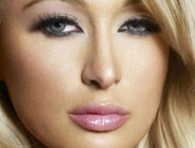 Paris Hilton despliega glamour... por la noche madrileña