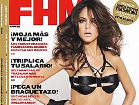 Romina Belluscio, la reportera de 'Tonterías las Justas', se desnuda