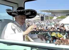 El Papa concluye su viaje a México