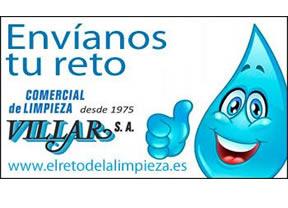 Limpiezas Villar reta a la comunidad de Internet a cambio de limpiezas gratis