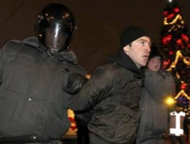 Rechazan detenciones de candidatos en Bielorrusia