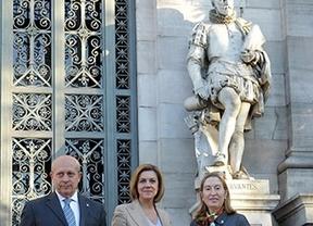 Renfe ofrecerá descuentos a quienes asistan a los actos del IV Centenario de la Segunda Parte del Quijote
