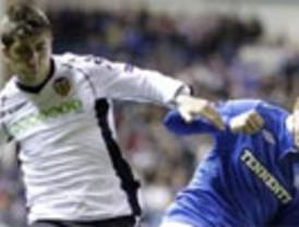 'Champions': El Valencia sólo empata en Glasgow y se complica la clasificación (1-1)