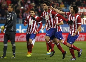 El 'Superatleti' no cede: torea y apuntilla a un Valencia vulgar con doblete de Costa y otro golazo de Raúl García (3-0)
