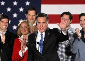 Primarias republicanas: el moderado Romney se impone al católico Santorum por solo 8 votos en el 'caucus' de Iowa