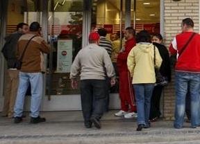 España... 'a la cola' de Europa por el paro juvenil