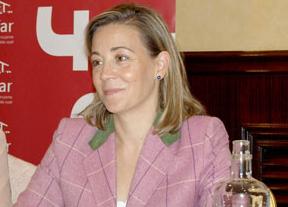 Lola Merino participa este lunes en Bruselas en el Congreso de Agricultores Europeos