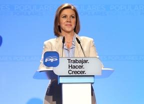 Cospedal...¿en el punto de mira de Rajoy?