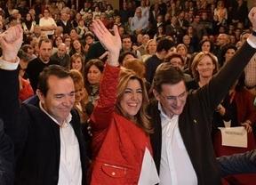 Los partidos despliegan su mejor arsenal en Andalucía, experimento clave para conocer el alcance electoral de Podemos