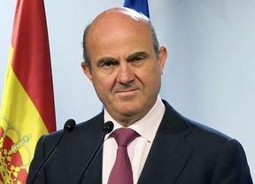 De Guindos:España va a cumplir con sus compromisos en la reducción del déficit